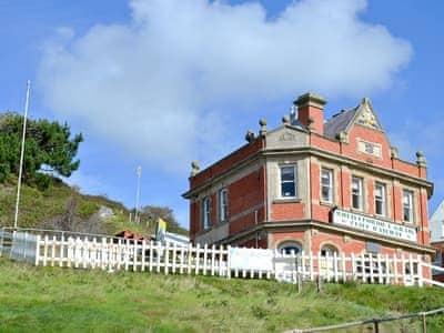 Exterior   Cliff Railway Apartment, Aberystwyth