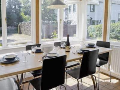 Kitchen/diner | Barton School House, Pooley Bridge, Ullswater