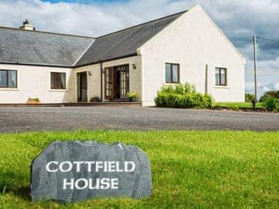 Exterior | Cottfield House, Stranraer
