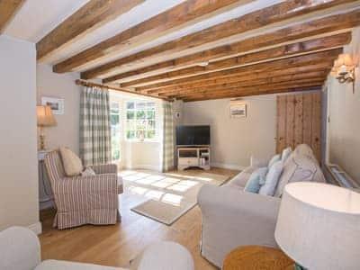 Living room/dining room   Beck Garth Cottage, Hutton-le-Hole, nr. Kirkbymoorside