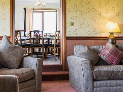 Living room | Cottfield House, Stranraer
