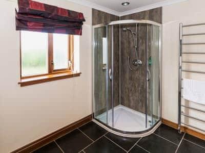 Shower room | Cottfield House, Stranraer