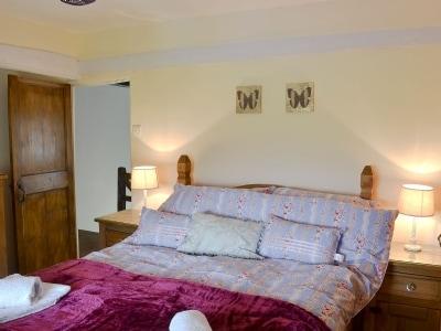 Double bedroom | Oak Cottage, Kirkstone near Ambleside