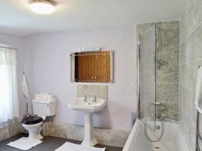 Bathroom | Oak Cottage, Kirkstone near Ambleside