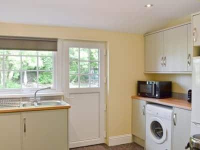 Kitchen | Barncailzie Lodge, Springholm near Dalbeattie