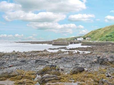 Surrounding area | Shoreline Cottage, Partanhall, Burnmouth