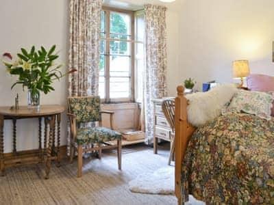 Master bedroom | Crosswoodhill Wing, Near West Calder, Edinburgh
