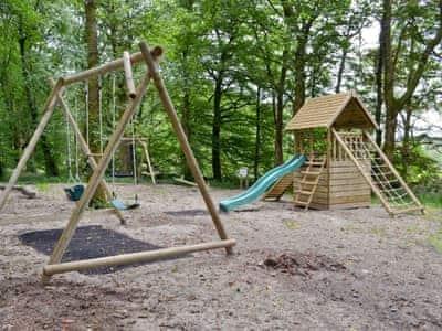 Children's play area | Crosswoodhill Wing, Near West Calder, Edinburgh