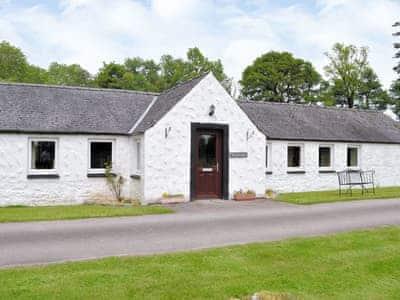 Exterior | Woodsedge, Palnackie, Castle Douglas