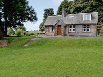 Exterior | Kirkennan Lodge, Palnackie, Castle Douglas