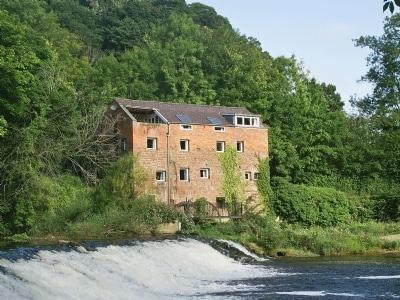 Exterior | Erbistock Mill, Erbistock, nr. Llangollen