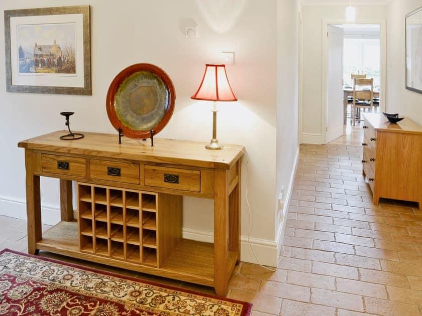 Hallway | Beech Cottage, Crawfordjohn, nr. Biggar
