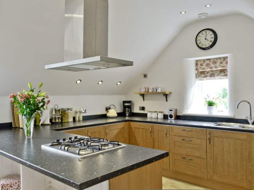 Kitchen/diner | Hilltop Barn, Kilve, nr. Watchet
