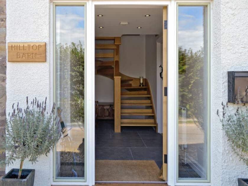 Entrance | Hilltop Barn, Kilve, nr. Watchet