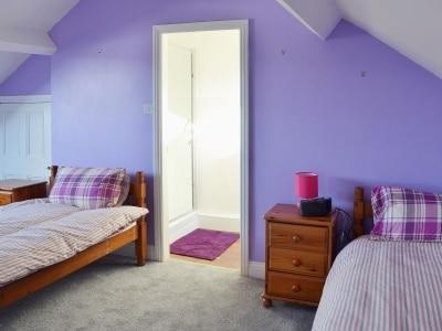 Twin bedroom | Rose Bank, Cartmel
