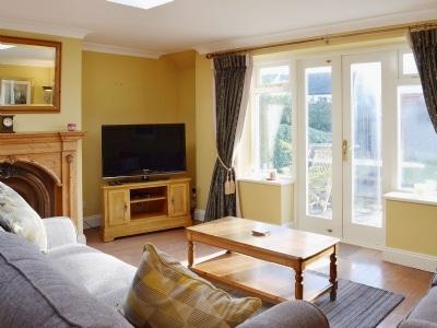 Open plan living/dining room/kitchen | Rose Bank, Cartmel