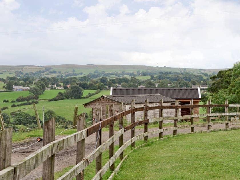 Surrounding area   Horseshoe Cottage, Sawley, nr. Clitheroe
