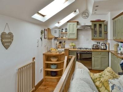 Living room / kitchen | Arundel Mews, Scarborough