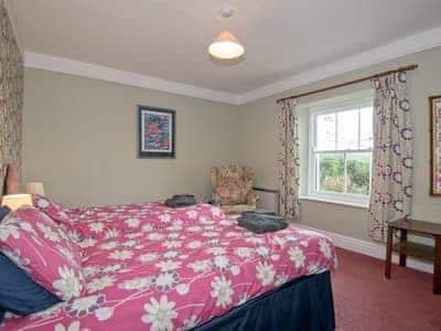 Twin bedroom | The Vicarage, Lowick Bridge, nr. Coniston