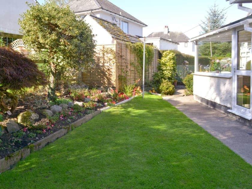 Garden   Quietways, Portinscale, nr. Keswick