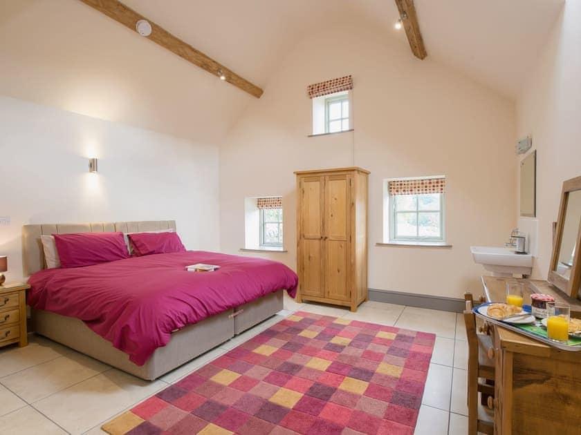 Double bedroom | The Granary, Ellastone, nr. Ashbourne