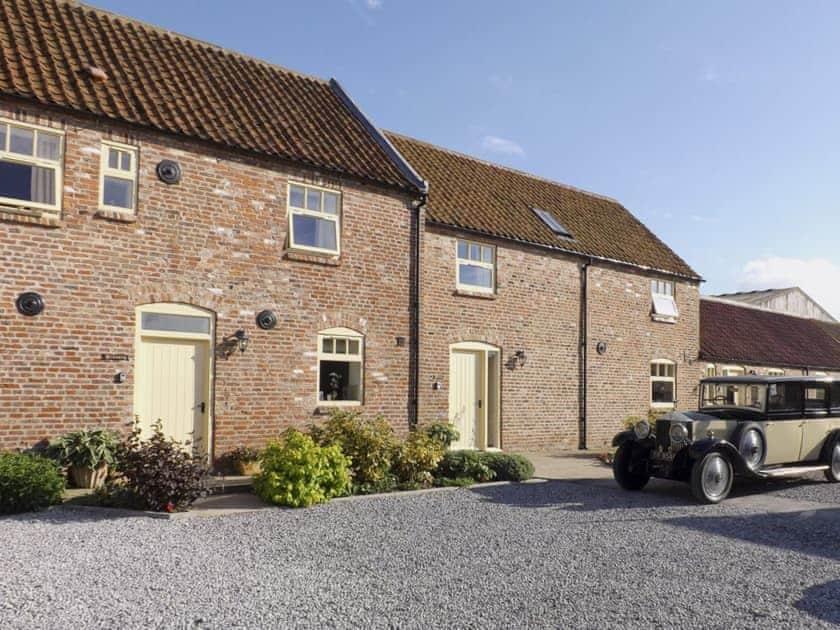 Broadgate Farm - The Barn House