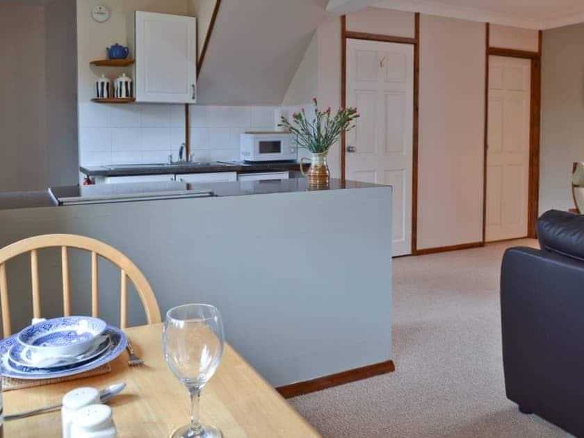 Kitchen/diner | Kiln Cottage, Rye
