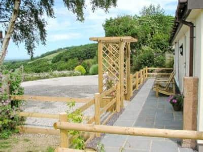 Garden | Beehive Cottage, Bodfari near Denbigh