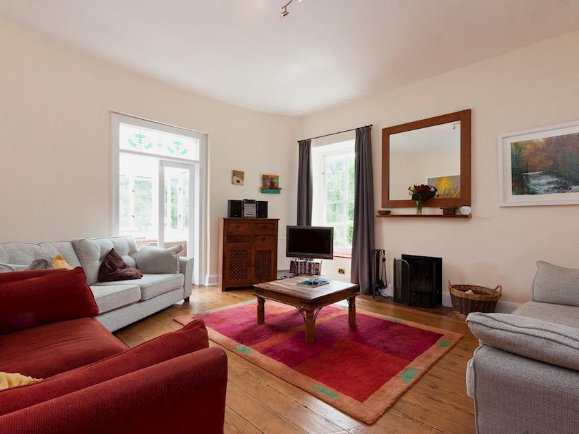 Living room | Higher Venice, Dartmouth