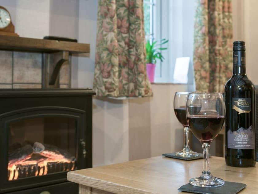 Open plan living/dining room/kitchen | Mickledale, Great Salkeld near Penrith