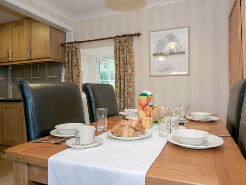 Open plan living/dining room/kitchen | Langriggs, Great Salkeld near Penrith