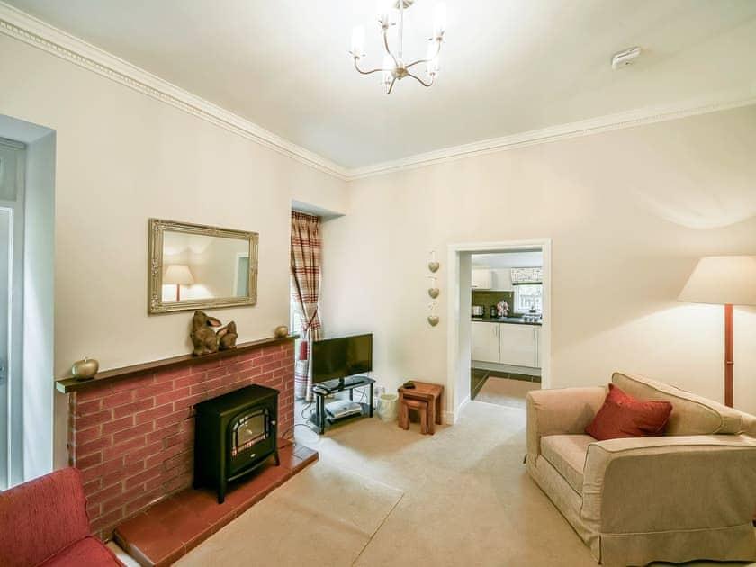 Living room   Blairquhan Castle Estate - Gardens Cottage, Straiton, nr. Maybole