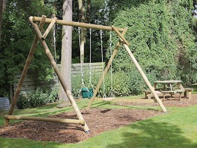 Children's play area | Einich, Newtonmore, nr. Aviemore