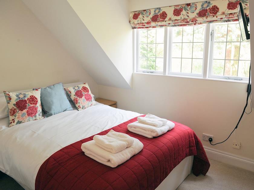 Double bedroom   Lambley Lodge, Lowdham
