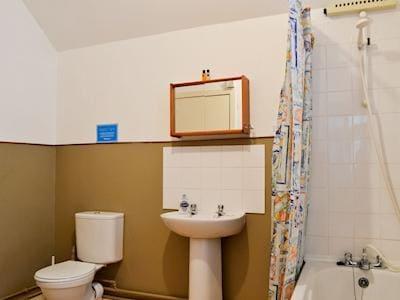 Bathroom   MacDonald Cottage - Kirkmichael Village Cottages, Kirkmichael, near Pitlochry