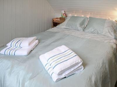Double bedroom | Skye View, Big Sand near Gairloch