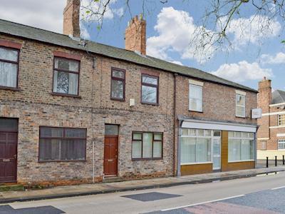 Exterior | Nunnery Lane, York