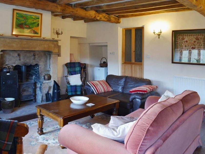 Living room | Cowlings, Low Row near Reeth