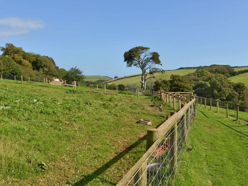 View | Nethway Farm, Kingswear