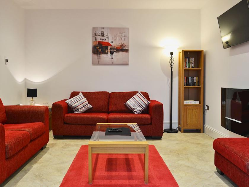 Living room | The Pump House, Old Hunstanton, near Hunstanton