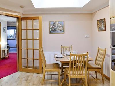 Dining area | Eilean Donan, Kirknewton near East Calder