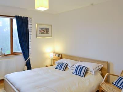 Comfortable double bedroom | Stonecrop, Sandyhills near Dalbeattie