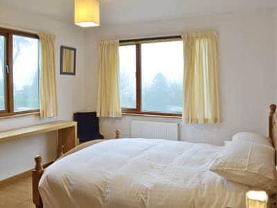 Relaxing double bedroom | Stonecrop, Sandyhills near Dalbeattie