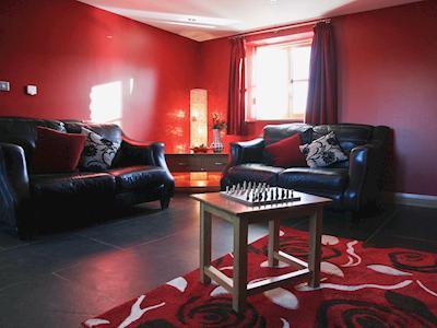Living room | Bwthyn Onnen, Ystrad Meurig