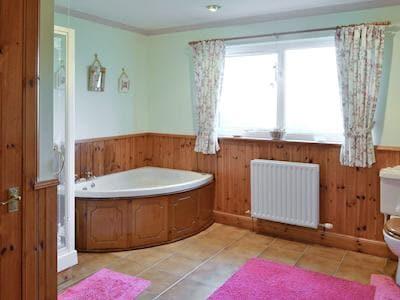 Spacious family bathroom | Rhonepark Steading, Crossmichael near Castle Douglas