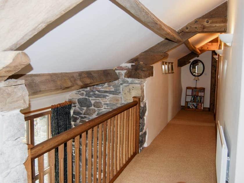 Upstairs hallway   The Garth - Blakebeck Farm, Mungrisdale, near Threlkeld