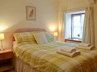 Double Bedroom | Beudy Mawr, Llanfair Clydogau