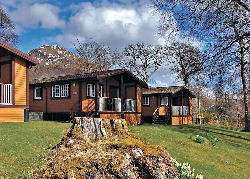 Loch Creran Lodge