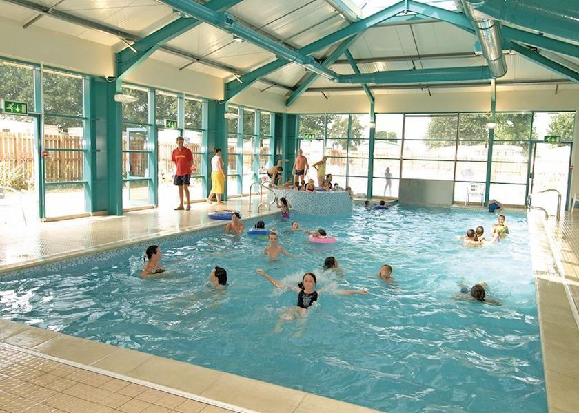 Indoor heated pool<br />