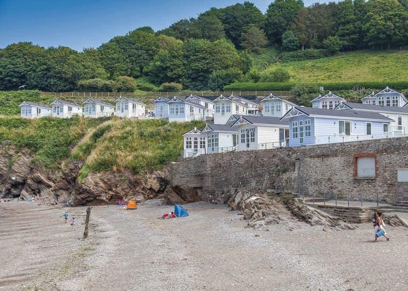 Beach Cove Coastal Retreat, Hele Bay near Ilfracombe, North Devon